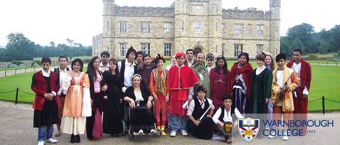 Visit to Leeds Castle