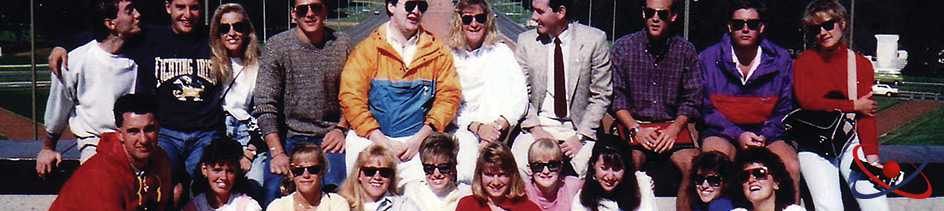 Warnborough College Study Abroad Australia 1988