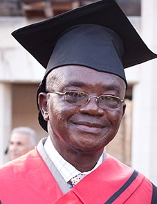 Dr Edward Agyeman