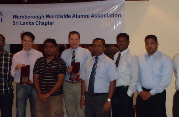 Warnborough Worldwide Alumni Chapters
