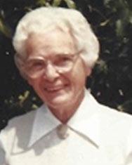 Margaret Frowe